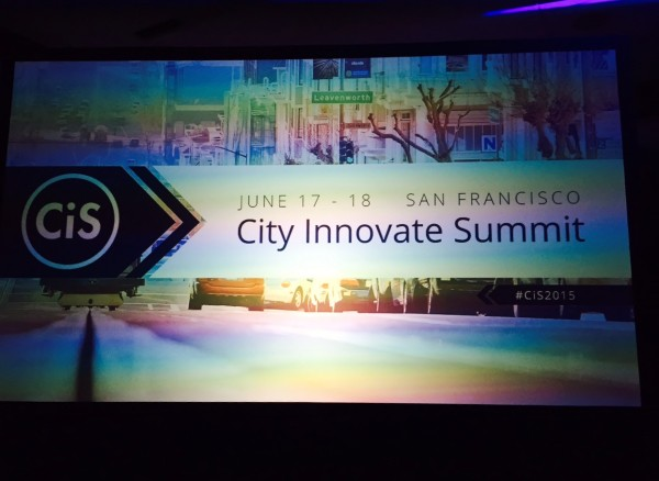 Mayor Hisamoto participated in a mayors' panel at San Francisco's City Innovate Summit