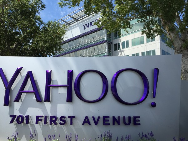 Participants from Japan also had the opportunity to visit the Yahoo! campus in Sunnyvale, CA.